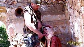 شقراء وجذابة جدا سكسي مترجم بل عربي تمتطي قضيبا كالعاهرة